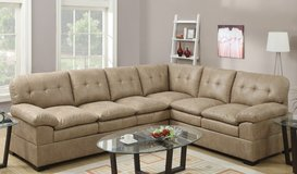 SOFT SEATING SECTIONAL OR SOFA LOVE SEAT in Camp Pendleton, California