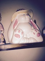 Bunny Cookie Jar in Westmont, Illinois