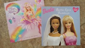 Barbie Books in Tacoma, Washington