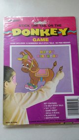 Donkey Game in Fort Lewis, Washington