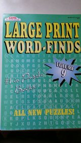 Large Pint Word-FIND in Fort Lewis, Washington