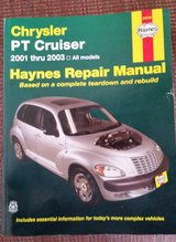 PT Cruiser manual in Sandwich, Illinois