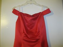 Beautiful red dress! size 9-10 in Conroe, Texas