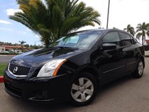 2011 Nissan Sentra low miles in Camp Pendleton, California