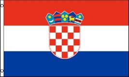 Flag - Croatia - 3' x 5' - Polyester - New in Fort Lewis, Washington