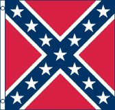 USA Flag - Confederate - 3ft x 3ft - Polyester - New in Fort Lewis, Washington