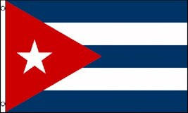 Flag - Cuba - 3' x 5' - Polyester - New in Fort Lewis, Washington