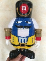 M&M nutcracker in Okinawa, Japan
