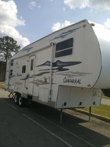 2004 RV 5th Wheel Coachmen Chaparral in Perry, Georgia