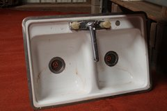 Kitchen Sink in Alamogordo, New Mexico