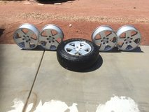 Jeep Wrangler Wheels in Roseville, California