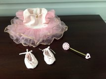 American Girl Bitty Baby Ballerina Outfit in Plainfield, Illinois