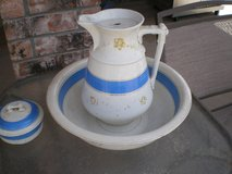 Antique Vintage Pitcher and Bowl in Alamogordo, New Mexico