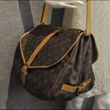 *Authentic LV vintage Saumur 35 (Large) in San Diego, California