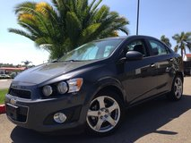 2013 Chevy Sonic LTZ in Camp Pendleton, California