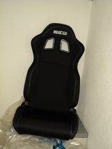 Sparco R100 Racing Car Seat in Shreveport, Louisiana