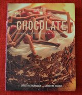 COOKBOOK-Chocolate: Cooking with the World's Best Ingredient Christine McFadden in Joliet, Illinois