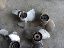 five propellers for boats for sale in Camp Lejeune, North Carolina