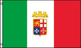 Flag - Italy Royal - 3' x 5' - Polyester - New in Tacoma, Washington