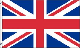 Flag - United Kingdom - 3' x 5' - Polyester - New in Tacoma, Washington