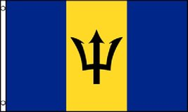 Flag - Barbados - 3' x 5' - New in Fort Lewis, Washington