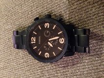 Men's fossil watch in Fort Irwin, California
