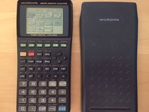 Micronta Graphic Scientific Calculator in Warner Robins, Georgia