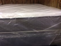 NEW Queen 9 Inch Mattress in Fort Campbell, Kentucky