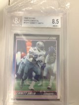 1990 Score Supplemental Emmitt Smith RC in Byron, Georgia