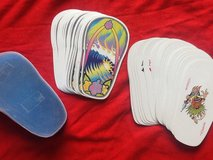 Flipflop Playing Cards w/ Case in Ramstein, Germany