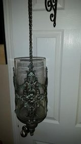 Ornate Glass Hanging Candle in Fort Campbell, Kentucky