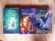 gillian cross set of 3 german books in Wiesbaden, GE