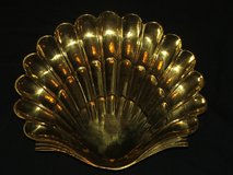 Solid Brass Seashell Dish in Westmont, Illinois