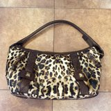 Cute Cheetah  Print Purse in Oswego, Illinois