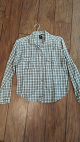 Button-Down Shirt, Size Medium, Anderson & Co in Kingwood, Texas