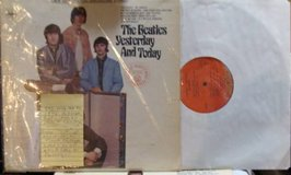 beatles [2]yesterday and today '66 &76 'albums[vinyl] in Glendale Heights, Illinois