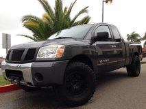 2007 Nissan Titan Lifted in Camp Pendleton, California