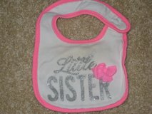 Little sister bib in Houston, Texas