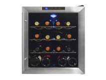 Vinotemp 16 Bottle Thermoelectric Wine Cooler in Fort Campbell, Kentucky