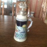 german beer stein - clipper ship in Plainfield, Illinois