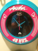 another 48 hours wall clock promo retro clock in Plainfield, Illinois