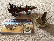LEGO Star Wars # 9496 Desert Skiff in Camp Lejeune, North Carolina