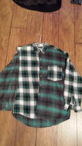 Van Heusen Plaid Shirt, Size Large in Kingwood, Texas