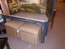 shabby chic console /sofa table in Naperville, Illinois