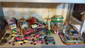 tin toys in Ramstein, Germany