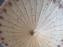 Decorative Paper Umbrella in Ramstein, Germany