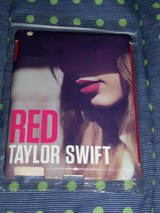 NEW Taylor Swift RED IPAD 2 and 3 Hard Cover in Camp Lejeune, North Carolina