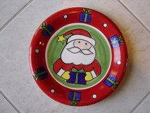 Christmas Plate 3 in Houston, Texas