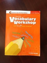 Grade 4 Sadlier Oxford Vocabulary Workbook - Unused in Batavia, Illinois