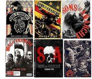 Sons of Anarchy seasons 1-6 in Fort Carson, Colorado